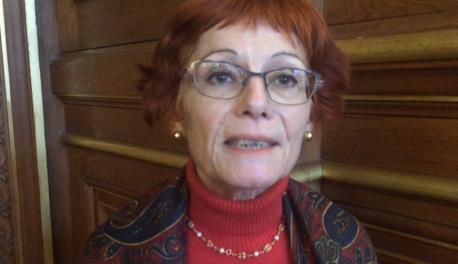 Jeanne Fouet Fauvernier au MODEL 2018